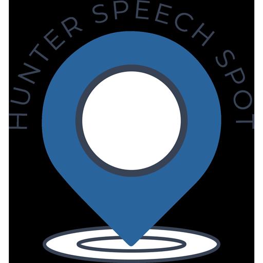 Hunter Speech Spot Brand Mark